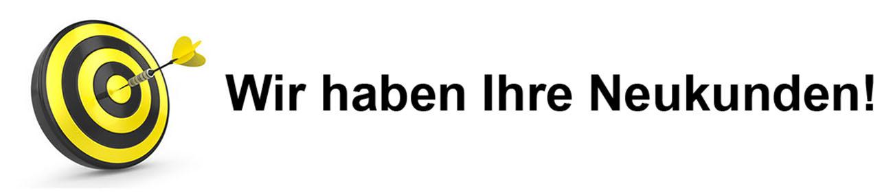 Wir haben Ihre Neukunden - pro1media GmbH