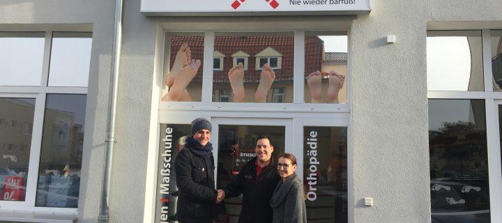 Fredmax GmbH wird Hauptsponsor für Ironman-Triathlet Markus Liebelt